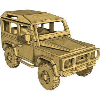 Land Rover Defender 2 Door