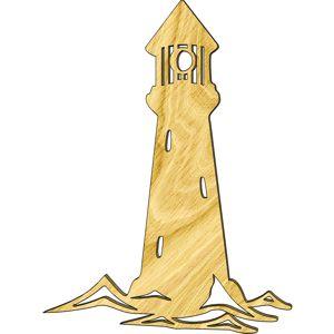 Lighthouse Embellishment