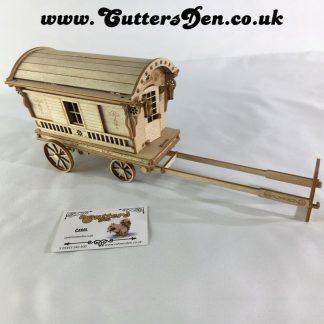 Reading Gypsy Wagon Kit Photo