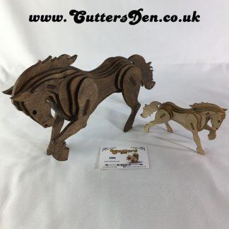 Shire Horse Kit Photo