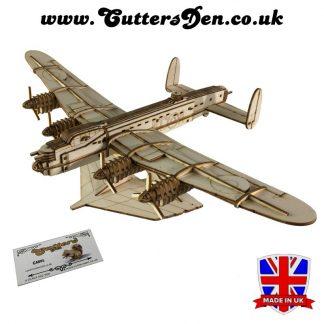 Avro Lancaster 3D Kit Photo