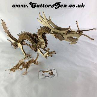 Tien Lung Dragon Kit Photo