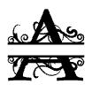 Monogram Flourish