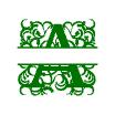 Monogram Holly