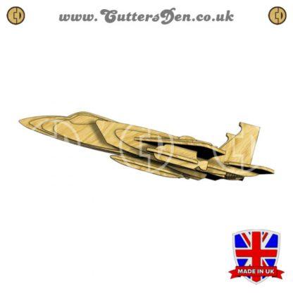 F15 Premium Kit with Bomb
