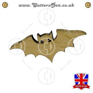 Cute Bat Embellishment