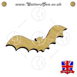 Elegant Bat Embellishment