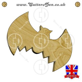 Poleaxe Bat Embellishment