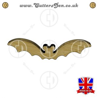 Round Eared Bat Embellishment
