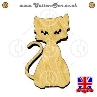 Surly Cat Embellishment