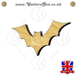 Bat Attack Embellishment