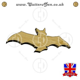 Fluttering Bat Embellishment