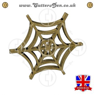 Spider Web Embellishment