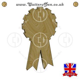 Award Ribbon Embellishment