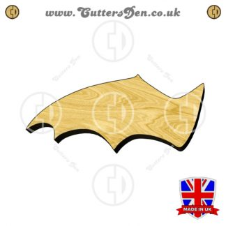 Bat Wing Embellishment
