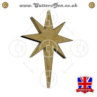 Bethlehem Star Embellishment