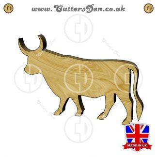 Bull Embellishment