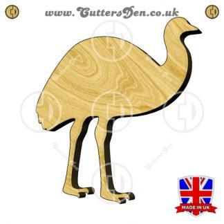 Emu Embellishment