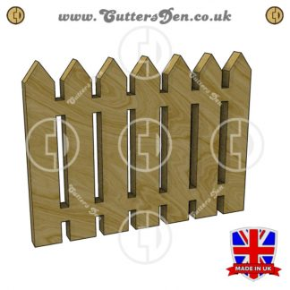 Picket Fence Embellishment