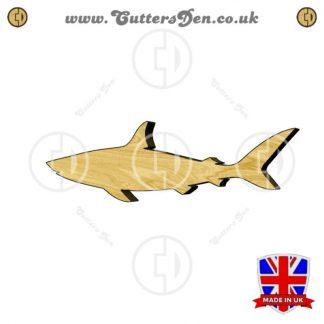 Shark Embellishment