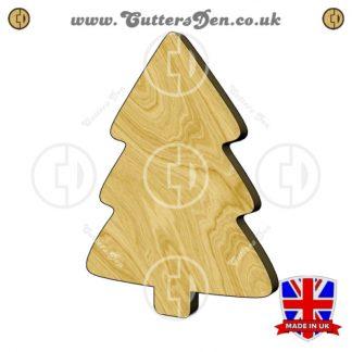 Simple Christmas Tree Embellishment