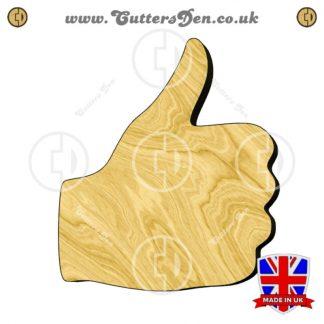 Thumbs Up Embellishment