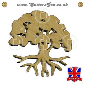 Tree of Life Embellishment